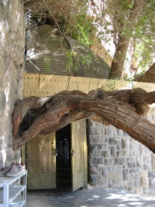 The Chak Chak  Shrine