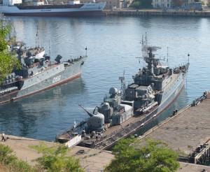 Russian Warship, Sevastopol