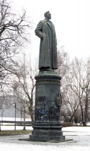 Felix Dzerzhinsky Statue