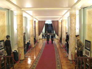 Stalin's Bunker Entry Hallway