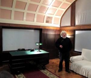 Stalin Bunker Office
