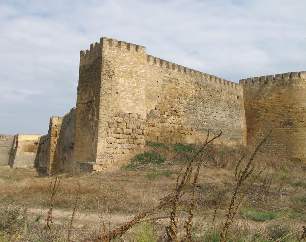 Derbent Citadel