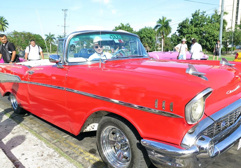 Cuban Classic Car.1