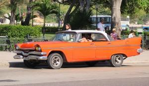 Cuban Classic Car.2
