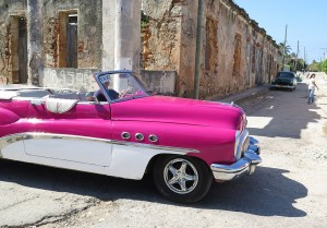 Cuban Classic Car.3