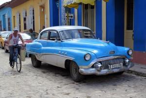 Cuban Classic Car.4
