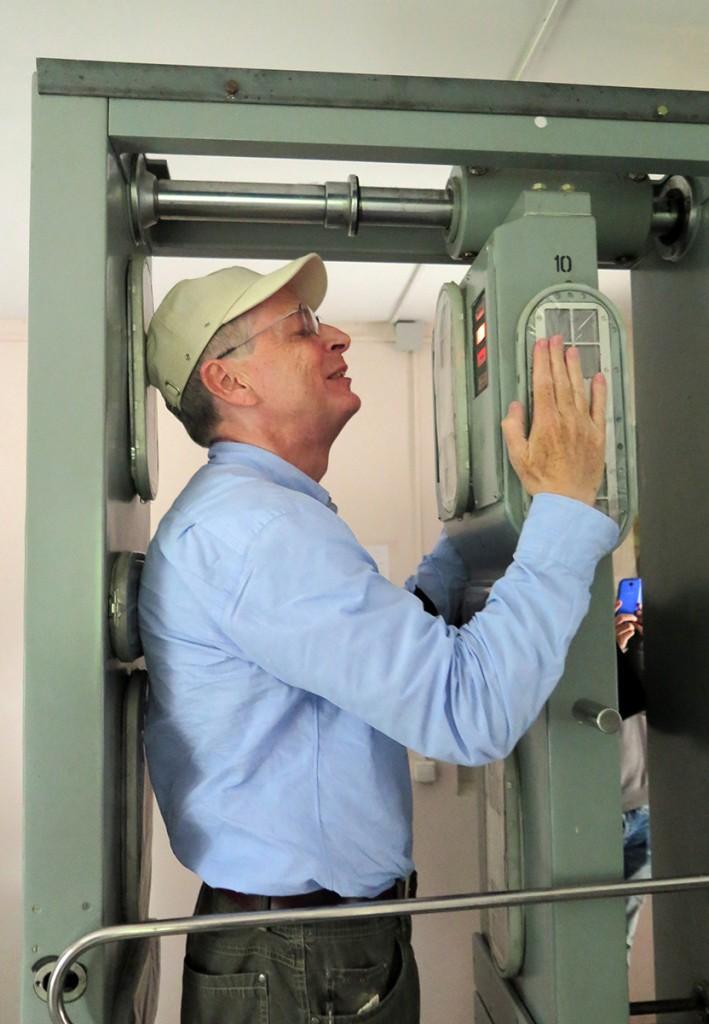 Chernobyl Radiation check