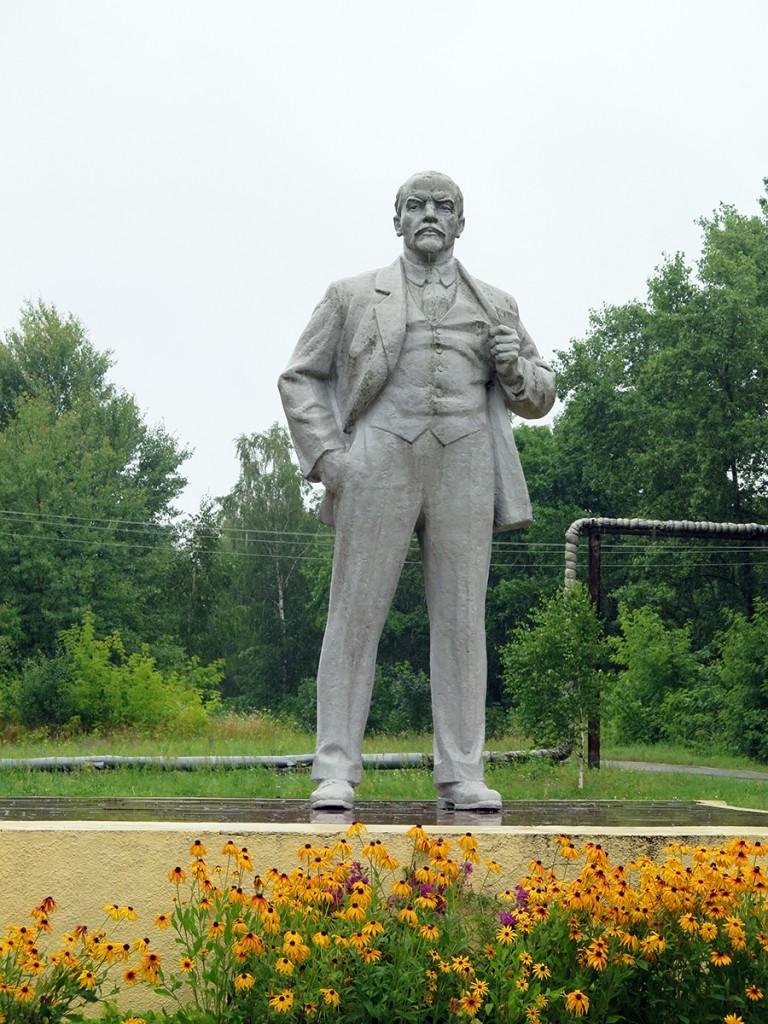 Lenin at Chernobyl