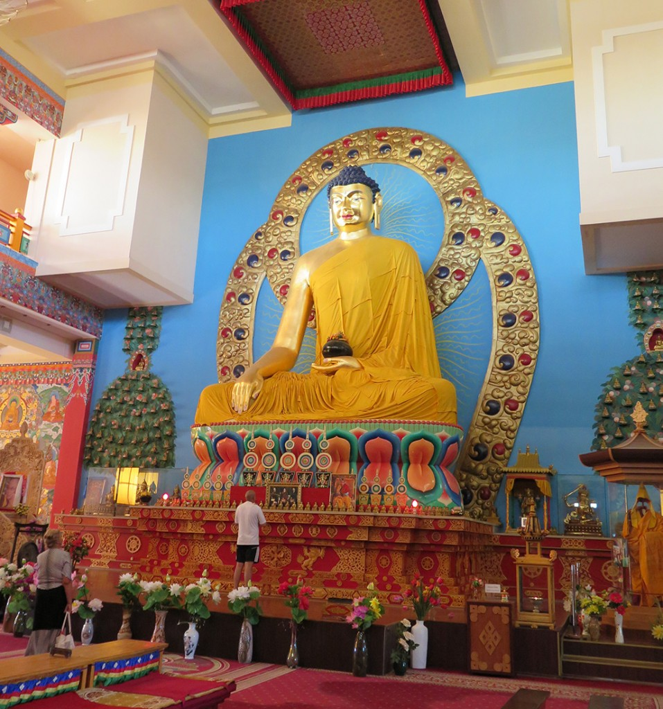 Elista Golden Buddha