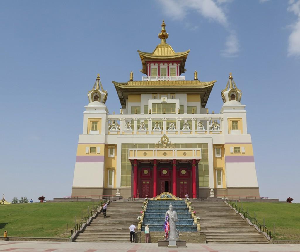 Elista Golden Temple