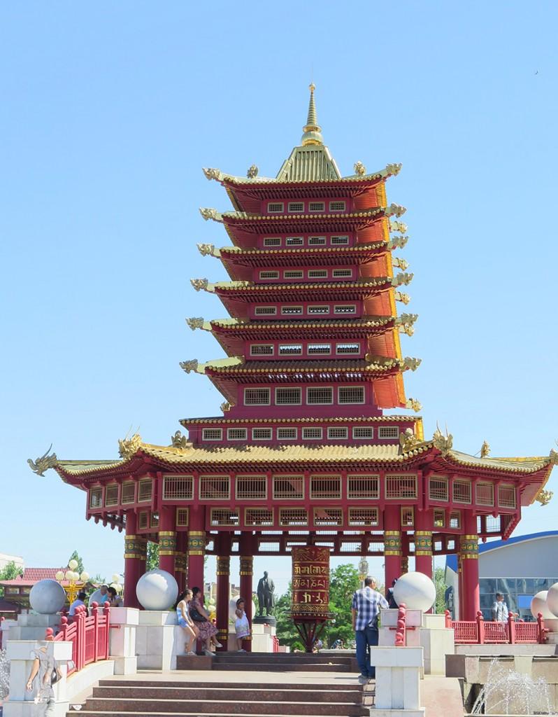 Elista Pagoda