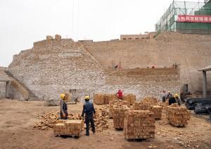 Kasgar: Wall Construction