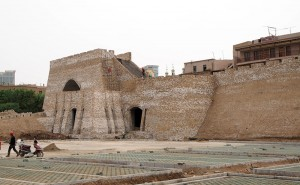 Kashgar: New Ancient Walls